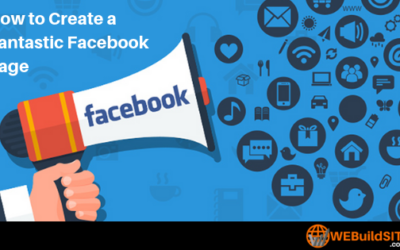 How to Create a Fantastic Facebook Page